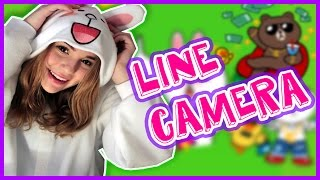 ФОТОЧКУ В ИНСТ ОБРАБОТАТЬ ? :D | LINE | LINE CAMERA |