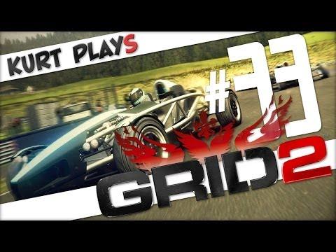 Kurt Plays GRID 2 - E33 - It's Finally Over!