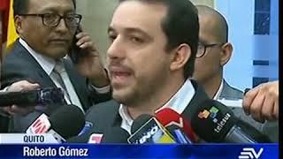 Asamblea posterga decisión sobre juicio político a vicepresidente Jorge Glas