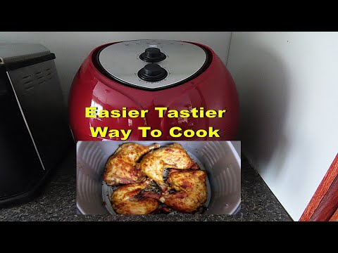 paula-deen-9.5qt-xxl-air-fryer-unboxing-setup-review-first-time-use