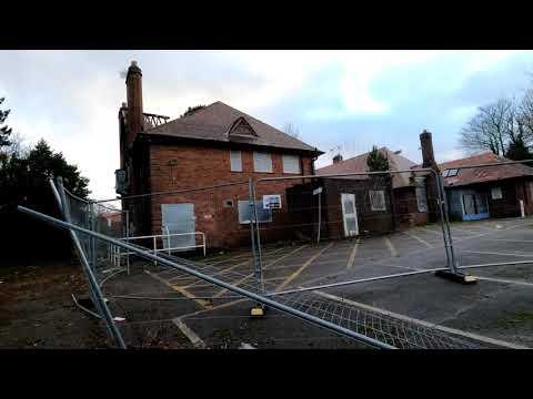 Exploring Abandoned Flint Community Hospital - North Wales - Abandoned Places   Abandoned Places UK