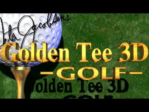 Golden Tee 3D Golf