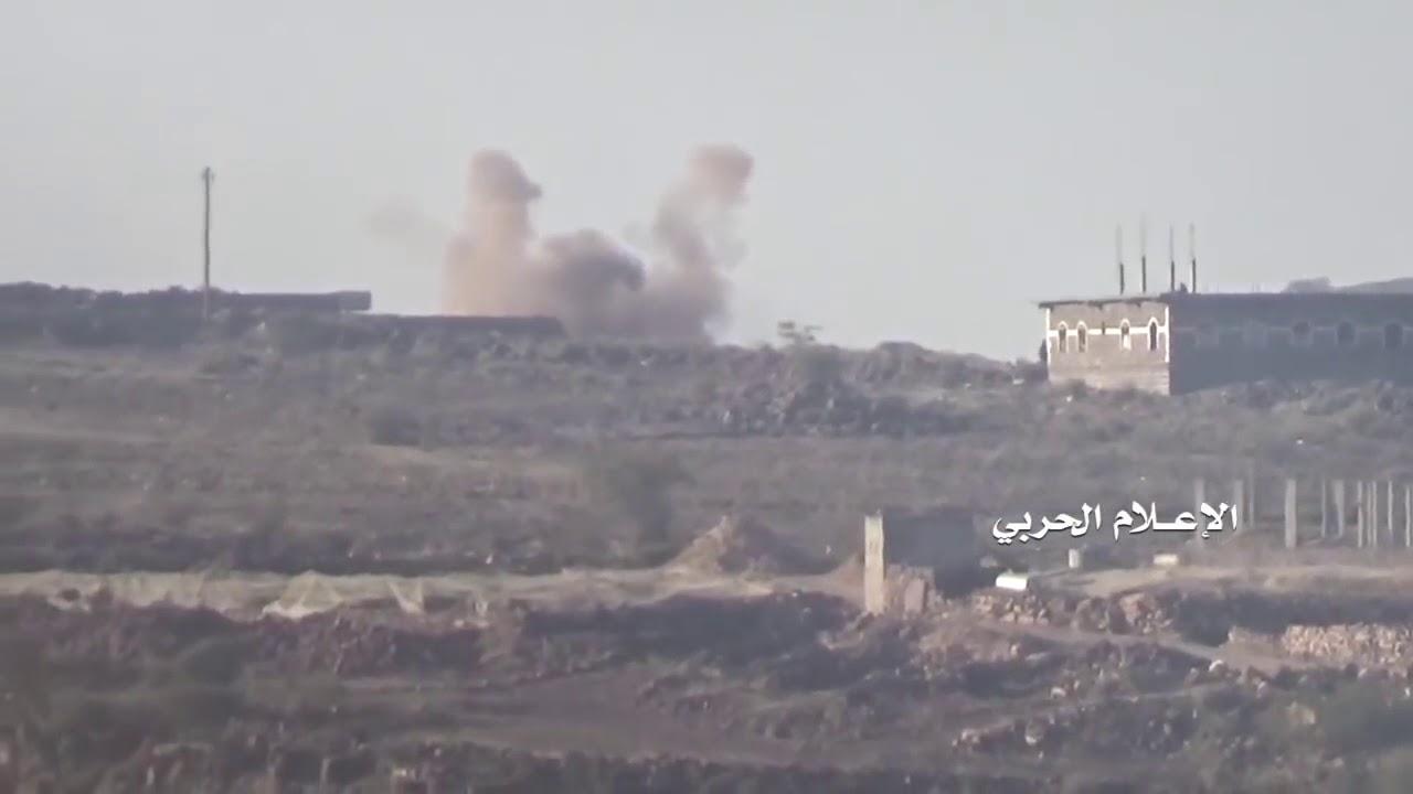 Yemen war: Saudi army targets