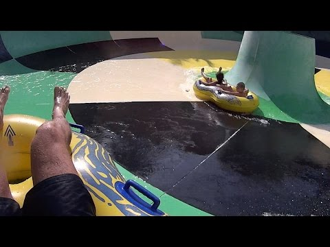 Big Toilet Water Slide at Wet World Water Park