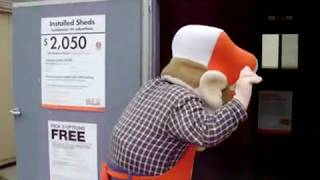 Tuff Shed 3 For Free At Home Depot