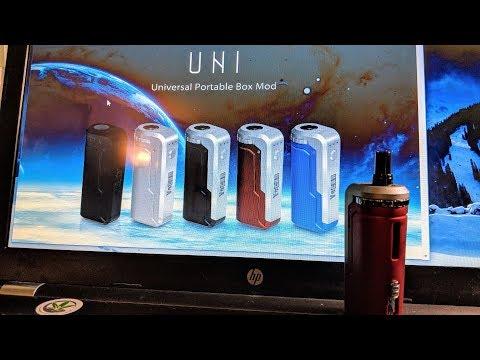 Yocan Uni Review