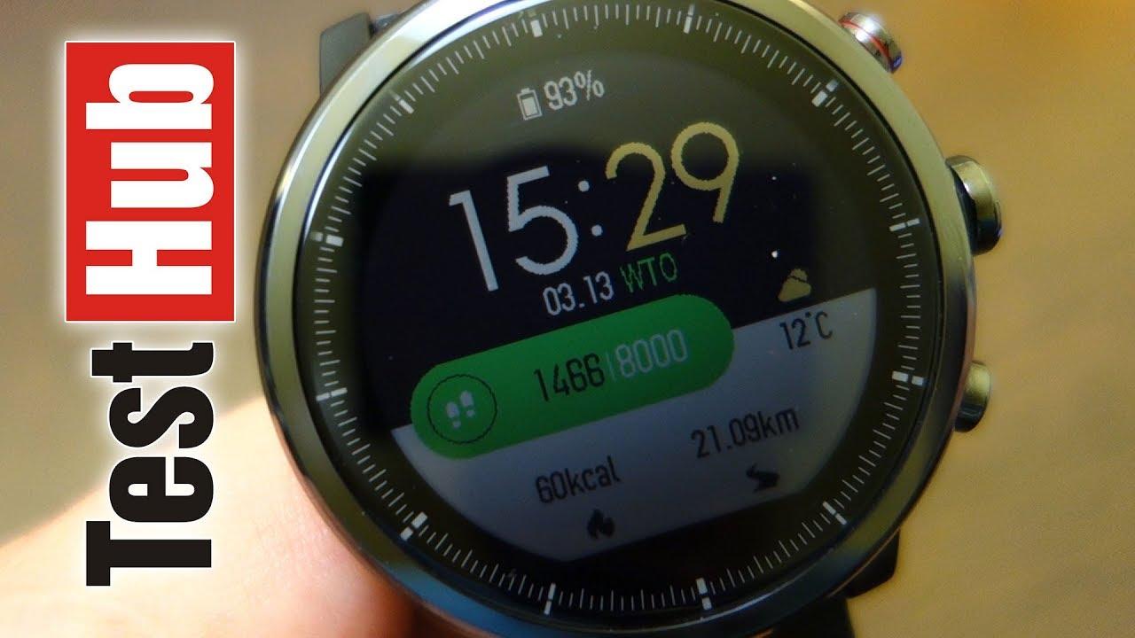 Xiaomi Huami Amazfit 2 Smartwatch Youtube