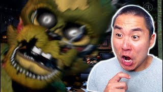 - ALL 50 ANIMATRONICS COMING AT ME FNAF Ultimate Custom Night