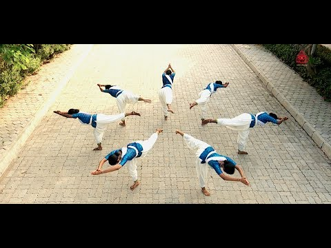 """Natyobics""- For Fitness Freaks And Stamina Seekers! - Sridevi Nrithyalaya - Bharathanatyam Dance"
