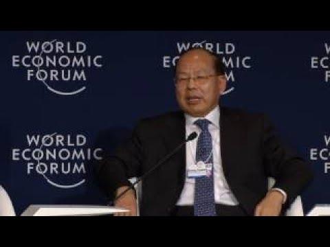 China Davos 2017 Chinas Business Context world economy documentary