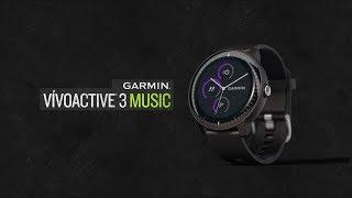 Garmin Vivoactive 3 Music تملك ذاكرة قادرة على تخزين ما يصل إلى 500 أغنية - إلكتروني