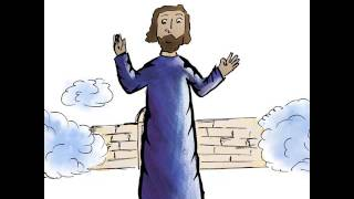 Christ's Ascension In Layman's Terms