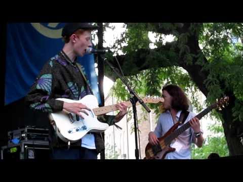 King Krule - A Lizard State - 2012 Pitchfork Music Festival