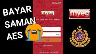 Periksa Dan Bayar Saman Aes Online Guna Myeg Apps
