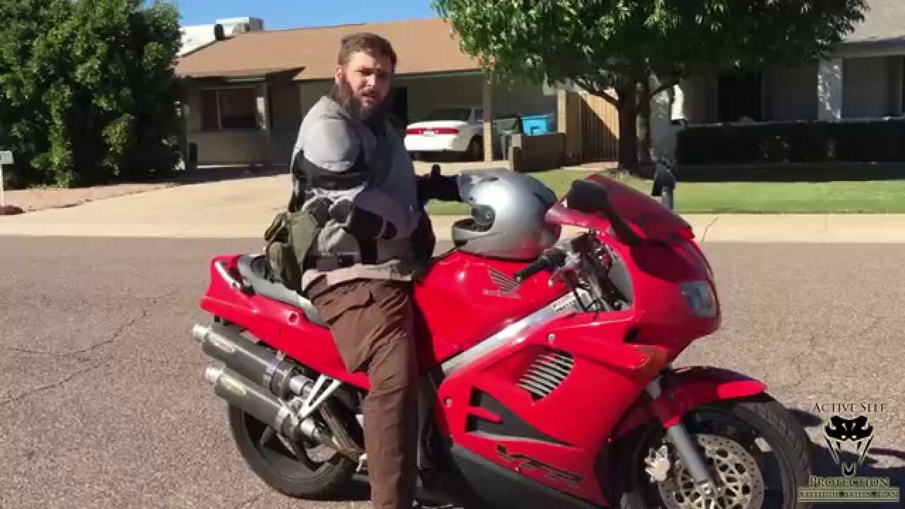 How Do I Carry While Riding A Motorcycle