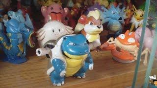 Mi Colección de Figuras de Pokemon, Papercraft y Medabots | ESPECIAL 1000SUBS