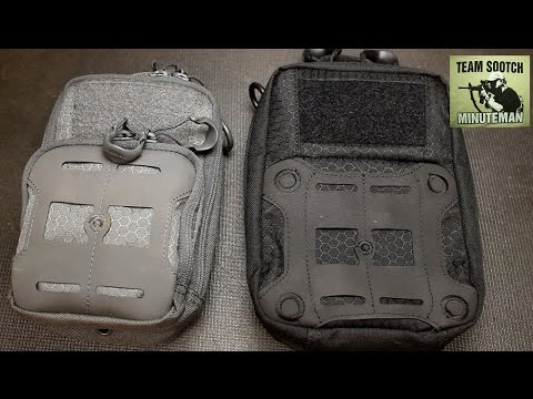 New Maxpedition Agr Dep Pouch Review Youtube