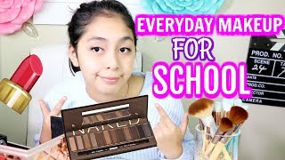 Middle School Makeup Routine 8th Grade!!  B2cutecupcakes