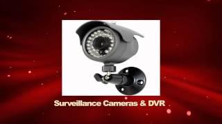 CCTV- Security Camera- Home & Business Surveillance System Los Angeles