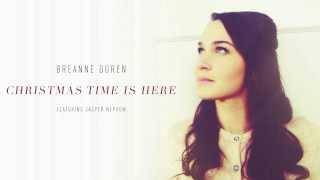 Breanne Düren - Christmas Time is Here (Cover)