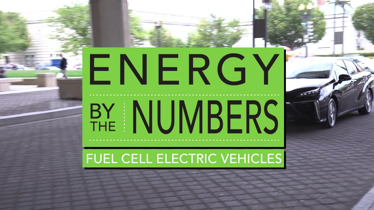 5 Fast Facts about Hydrogen and Fuel Cells | Department of