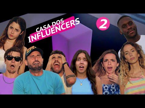 CASA DOS INFLUENCERS - SEM REGRAS (EP.2)