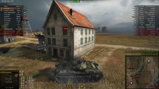 Т-54, Хайвей, Стандартный бой