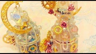 UVレジン☆100円ショップの小物入れをメルヘンな感じにアレンジしてみたresin thumbnail