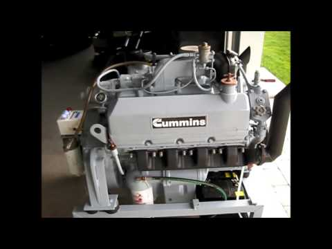 V8 Diesel Cummins V504C   210