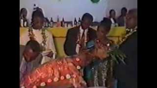 Fr. Leonard Tumaini Chuwa's Thanksgiving Mass August 6, 1999 1