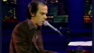 Nick Cave - Mercy Seat - Solo Piano and Vocals