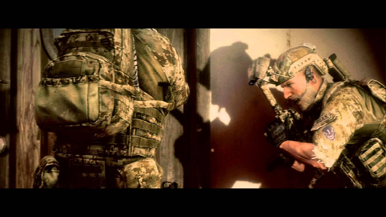 Medal of Honor Warfighter SEAL Team 6 Combat Training Series Episode 2 -  Point Man