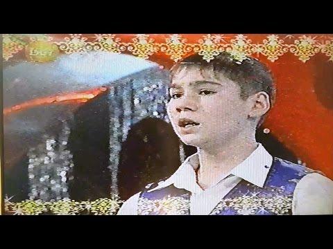 Шарафутдинов Ильнар - Очып кайтам (И.Шакиров).Beautiful tatar song.