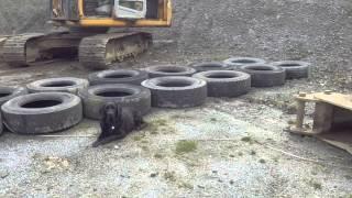 Labrador salavating