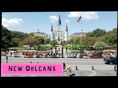 New Orleans Montage | Louisiana