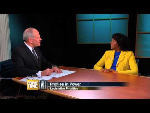 Profiles in Power: Senator Valencia Seay