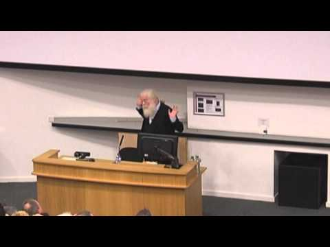 Irving Finkle University of Dundee Christmas Lecture 2014