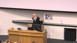 The Story of the Ark Before Noah at University of Dundee - Christmas Lecture 2014