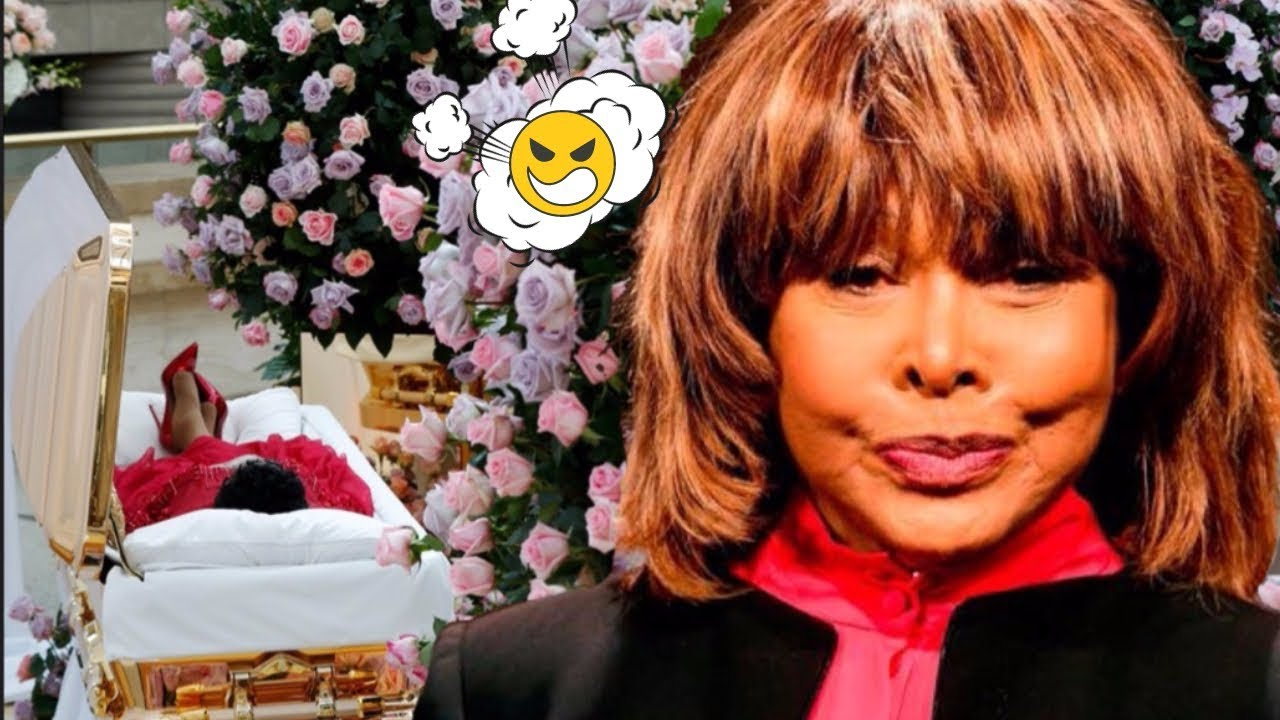 Tina Turner taking Aretha Franklin's Feud to the Gr**e. But first...