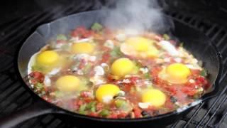Huevos Veracruz In 60 Seconds