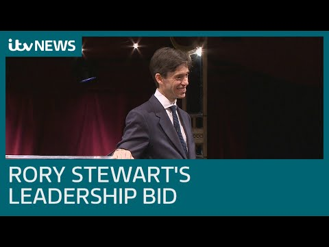 Live: Rory Stewart
