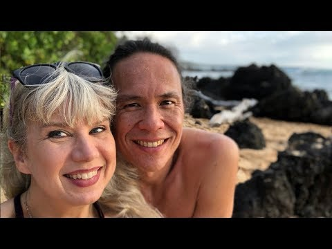 Eating Vegan In Maui for Anji's 50th Birthday [EPIC!]