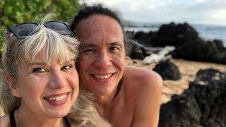 Eating Vegan In Maui for Anji's 50th Birthday [EPIC!]