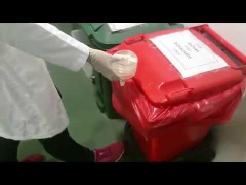 How To Dispose Biohazard Waste