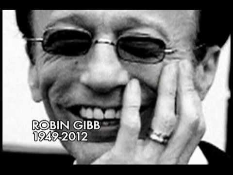 Muere Robin Gibb, de los Bee Gees