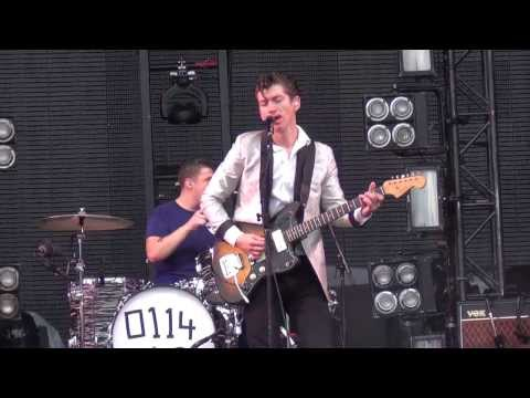 ARCTIC MONKEYS -  ONE FOR THE ROAD -  MUSIC MIDTOWN 2013