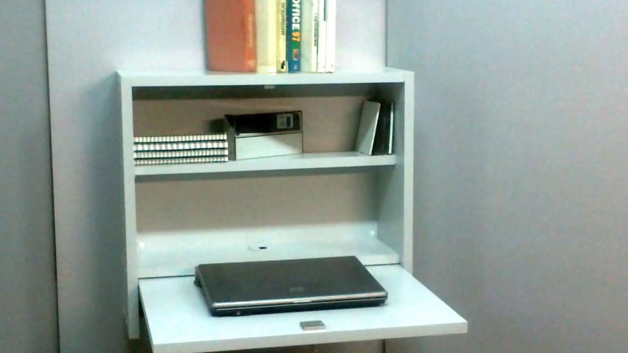 Armario Para Escritorio ~ Armario escritorio para el portatil YouTube