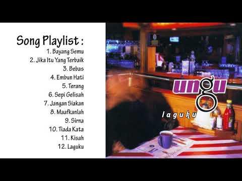 Full Song - UNGU Album LAGUKU (Album Pertama Ungu Tahun 2002)
