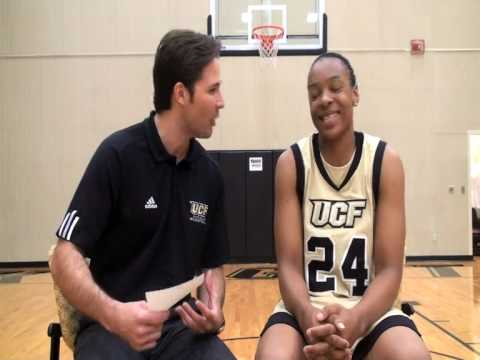 UCF WBB 2009-10 Preview: Emma Cannon