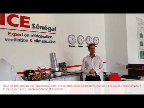 Inauguration bureau SENEGAL - Groupe LDFS